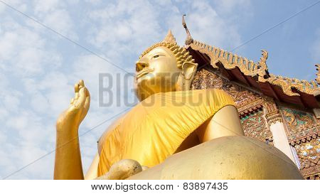Giant Buddha, Is A Sacred Right To Be Respected