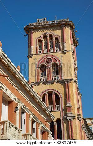 Architecture of Cartagena de Indias
