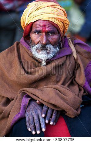 Fortune teller, Nepal