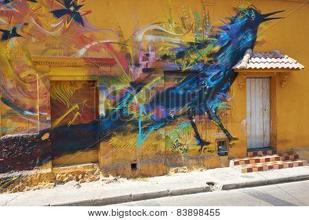 Cartagena Street Art