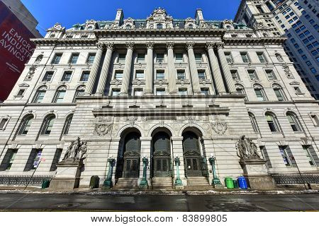 Surrogate's Courthouse - New York City