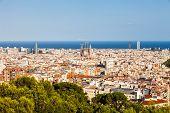 stock photo of gaudi barcelona  - Barcelona  - JPG