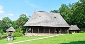 image of sibiu  - sibiu romania ethno museum village house architecture - JPG