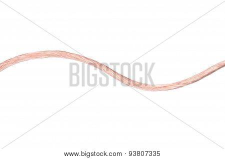 Copper wire line