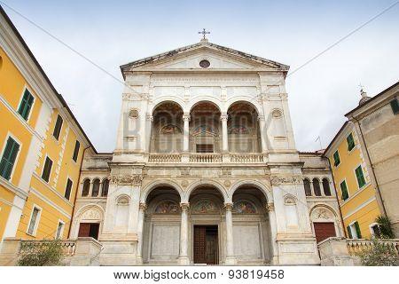 Massa Cathedral, Tuscany