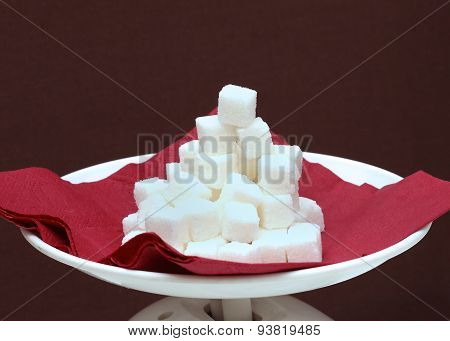 Sugar Cubes Napkin