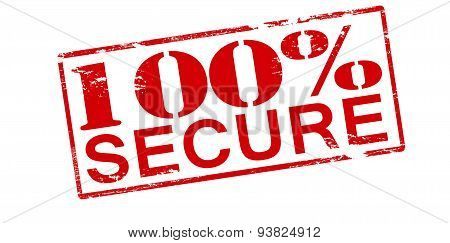 One Hundred Percent Secure