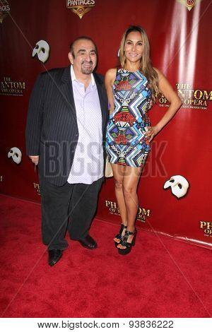 LOS ANGELES - JUN 17:  Ken Davitian at the