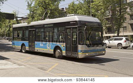 Almaty - Neoplan Trolleybus