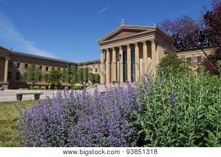 The Philadelphia Museum of Art is a popular attraction in the city.