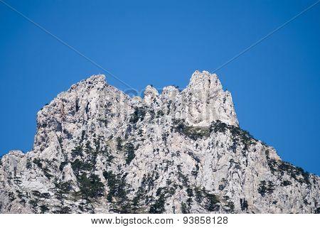 Ukraine Crimean Mountains Ai- Petri