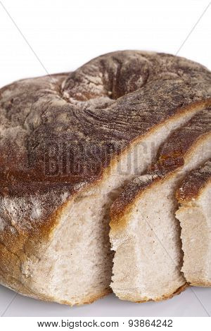 Tasty Fresh Baked Bread Bun Baguette Natural Food