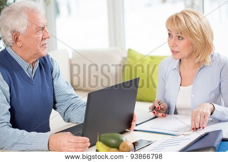 Couple Consulting Work Issues
