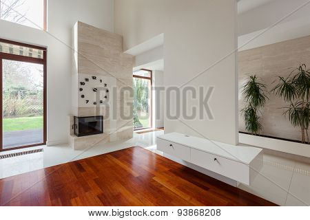 Designed Living Room