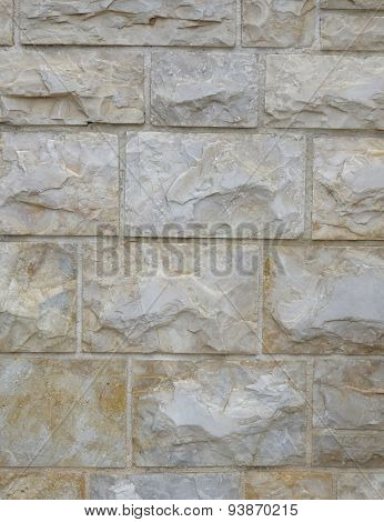wall close-up as a natural background