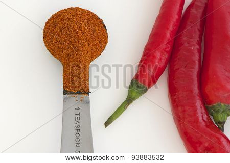 Cayenne Products