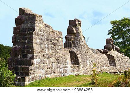 Fortress Ruins.