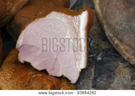 Smoked Ham.
