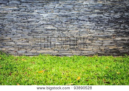 Pattern Of Natural Stone Wall Texture