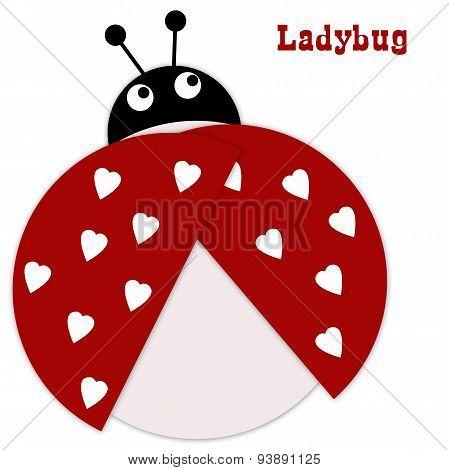 Valentine's Love Lady Bug