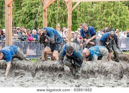 Tough Mudder 2015: Electroshock Therapy