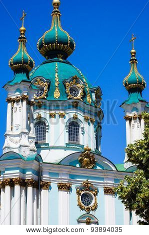 St. Andrew Church, Kyiv