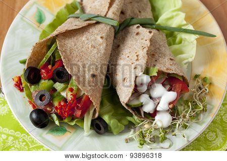 Tortilla - Flatbread