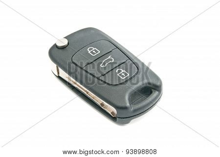 Black Car Keys With Alarm