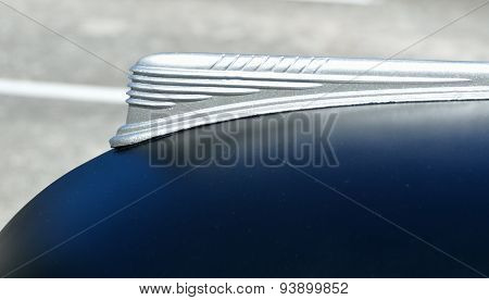 Restored Car Hood Ornament