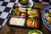 stock photo of food  - japanese food - JPG