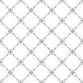 foto of oval  - Seamless pattern - JPG