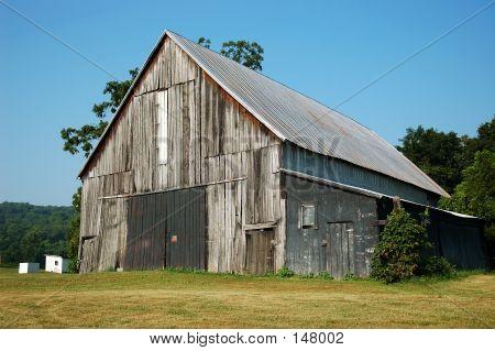 Barn In Kentucky Usa