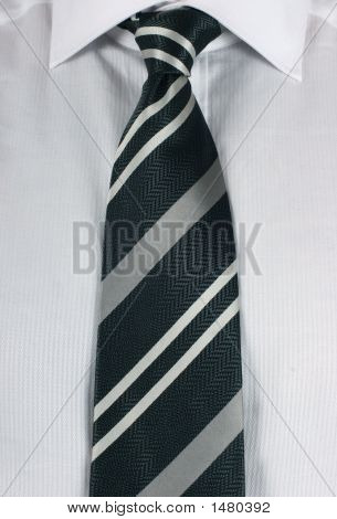 Close Up Of A Businessman