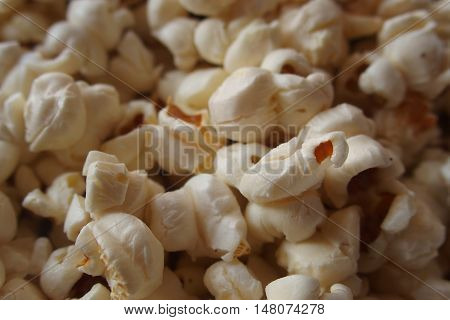 popcorn background foof corn eat fast texture