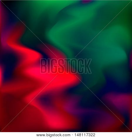 Vector colorful blurry background. Abstract texture. Modern red beautiful backdrop