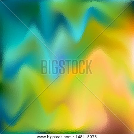 Vector color blur background. Abstract texture. Autumn design background