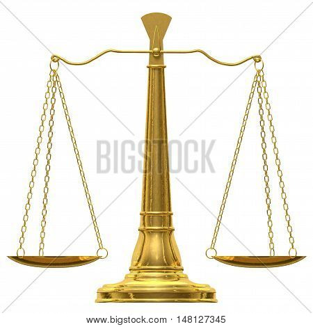 Balance 3D law justice courtroom courthouse trial judgement