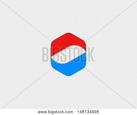 Abstract hands, arrows logo design. Creative partnership, handshake, logistic, success, money, deal, contract team vector sign Universal company icon Corporate financial symbol