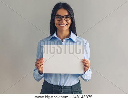 Beautiful Young Business Lady
