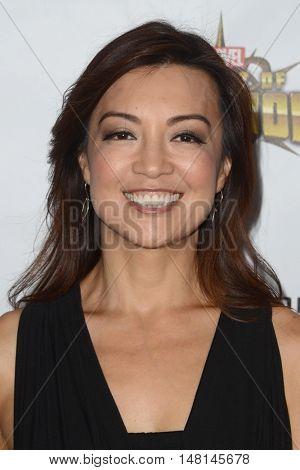 LOS ANGELES - SEP 19:  Ming-Na Wen at the