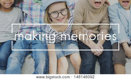 Making Memories Collect Moments Experience Inspire Concept