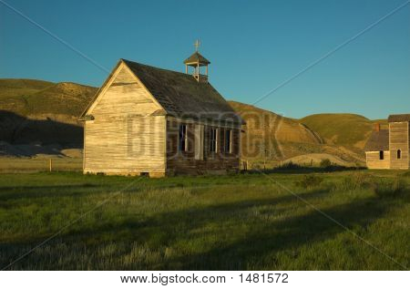 Old Rural Church