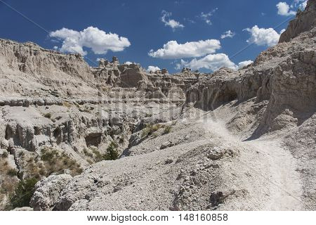 Badlands National Park - Notch Trail