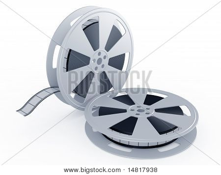 Movie Films Spool