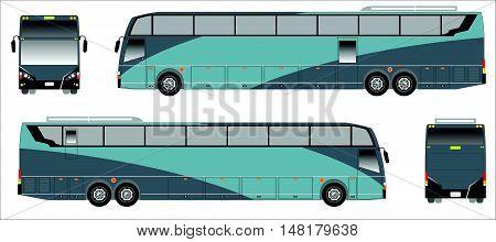 New Long Bus 206
