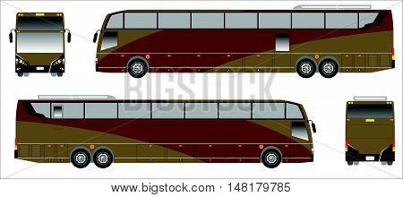 New Long Bus 207