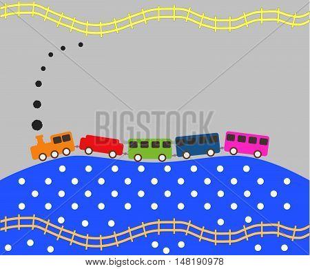 Pattern Train 107