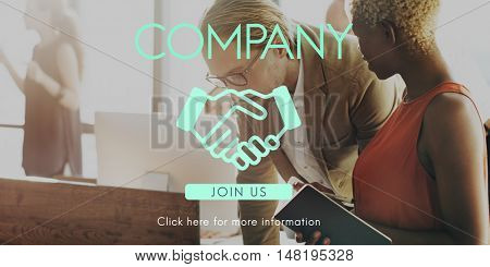 Collaboration Partnership Company Enterprise Corporate Concept