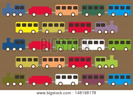 Pattern Train 103