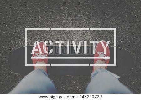 Activity Hobbies Interest Leisure Concept